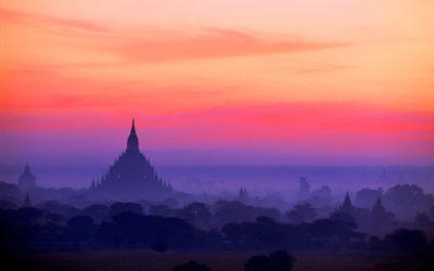 BURMA: la luce del Buddha